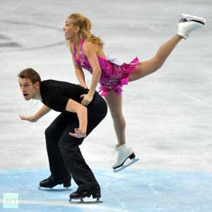 2012 European Figure Skating Championships. Ice dancing